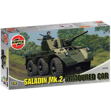 Saladin MkII Armoured Car