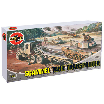 Scammel Tank Transporter