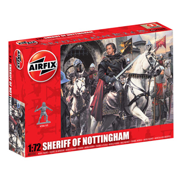 Sheriff of Nottingham 1:72