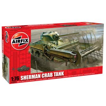 Sherman Crab Tank