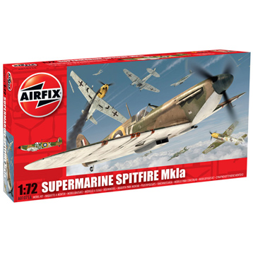 Supermarine Spitfire Mkla 1:72
