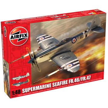 Supermarine Seafire FR46/47