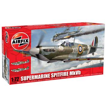 Supermarine Spitfire Mk Vb 1:72