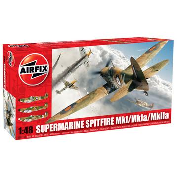 Supermarine Spitfire MkI 1:48