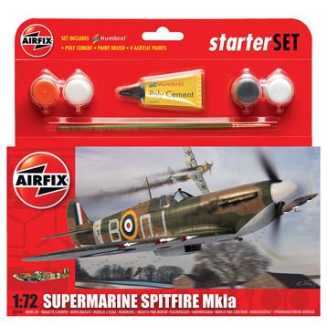 Supermarine Spitfire MkIa Starter Set