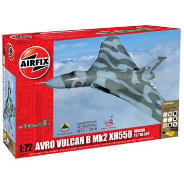 Vulcan to the Sky 1:72