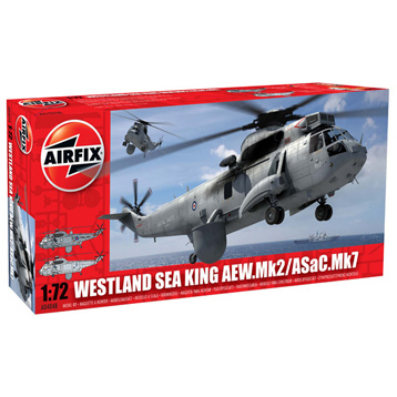 Westland Sea King HAS-5 AEW.2 Helicopter