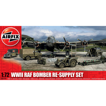 WWll RAF Bomber Re-Supply Set