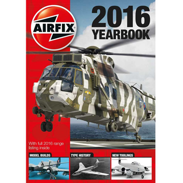Airfix Yearbook 2016
