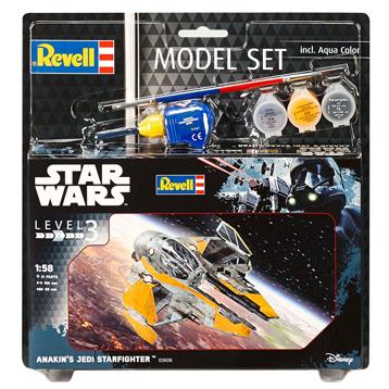 Anakins Jedi Starfighter Model Set