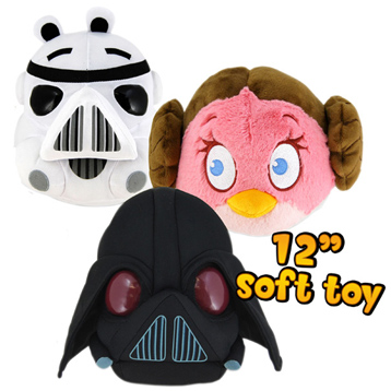 "Star Wars 12"" Plush"