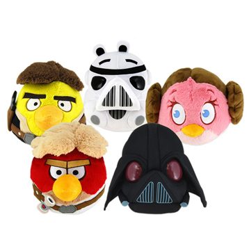 "Star Wars 8"" Plush"