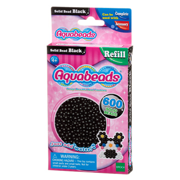 Black Solid Refill Pack