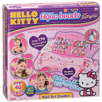 Hello Kitty Nail Art Studio