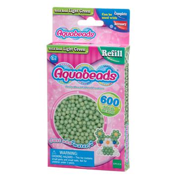 Light Green Solid Bead Refill Pack