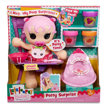 Babies Jewel Sparkles Potty Surprise