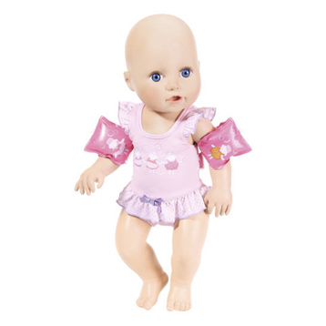 Learns to Swim Doll