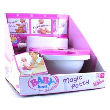 Baby Born Interactive Magic Potty