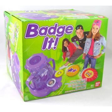 Badge It