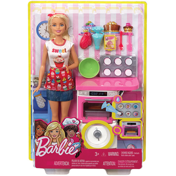 Baker Doll & Accessories