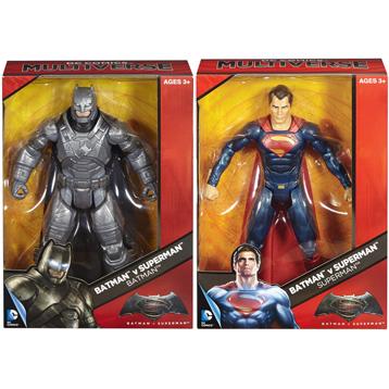 """Batman V Superman Multiverse 12"""" Figure"""