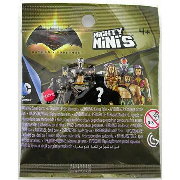 Batman VS Superman Mini Figures Assorted