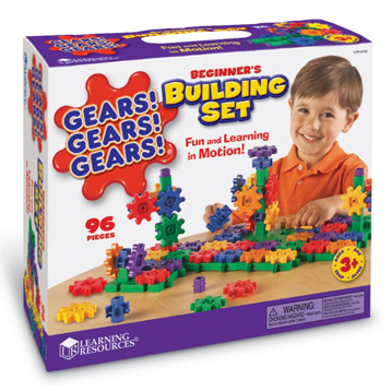 Gears! Gears! Gears! Beginners Building Set