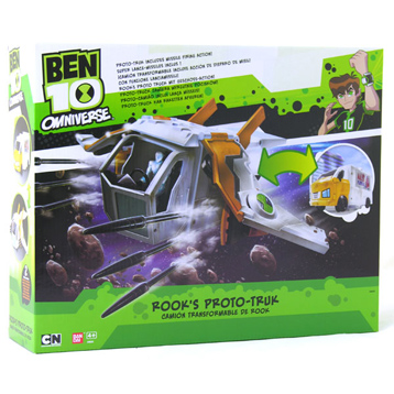 Omniverse Rook's Proto Truck