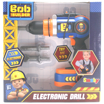 Electronic Toy Drill