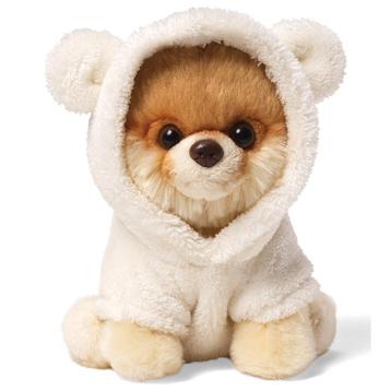 Boo in Bear Suit Plush