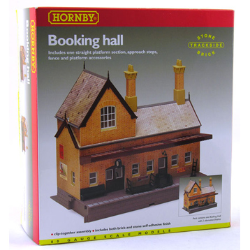 Booking Hall- R8007
