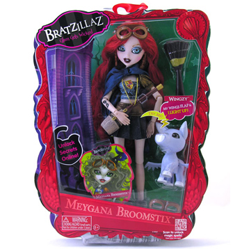 Bratzillaz Dolls with Pet