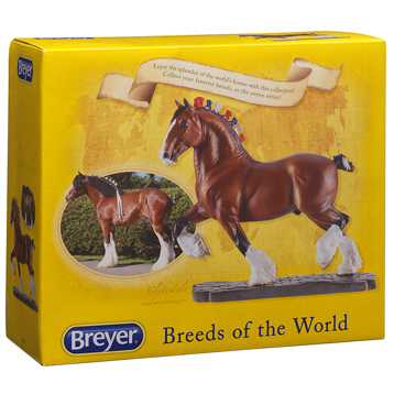 Breeds of the World Clydesdale