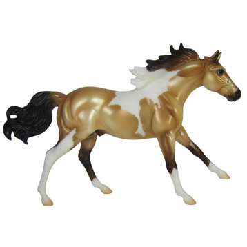 Classics Buckskin Paint Horse
