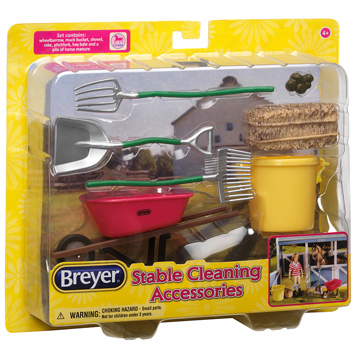 Classic Stable Cleaning Kit