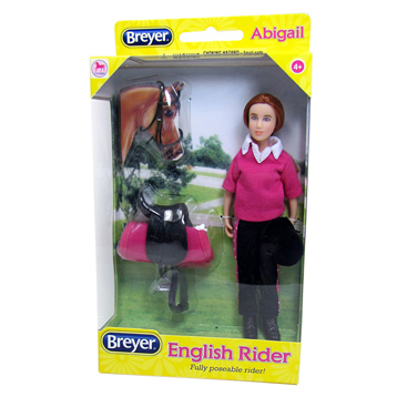 "Classics English Rider Abigail 6"" Figure"