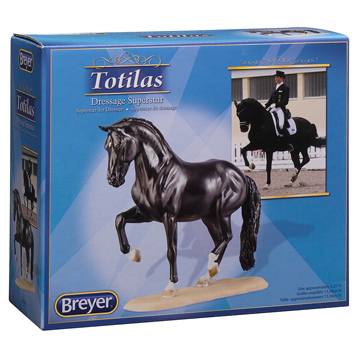 Totilas, Portrait of Dressage Superstar