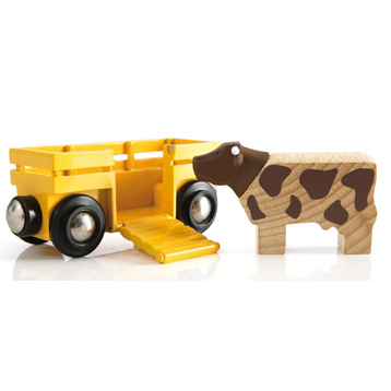 Cow & Wagon