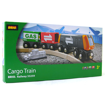 Freight Cargo Train
