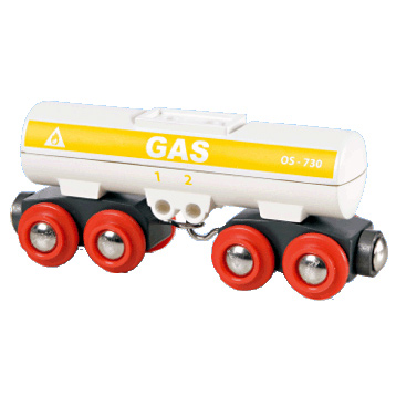 Fuel Tanker Wagon