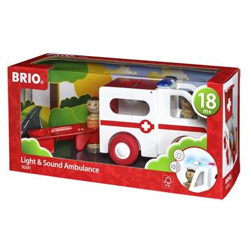 Light & Sound Ambulance