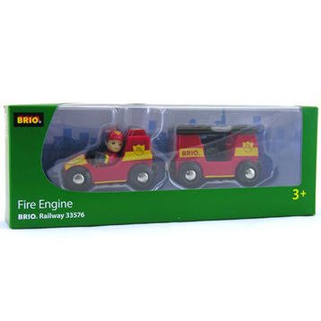 Light &#38; Sound Fire Engine