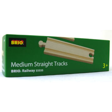 Medium Straight Tracks