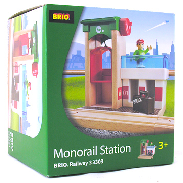 Monorail Railway Station