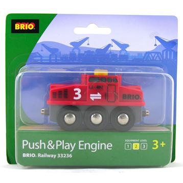 Push & Play Switching Engine