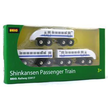 Shinkansen Passenger Train
