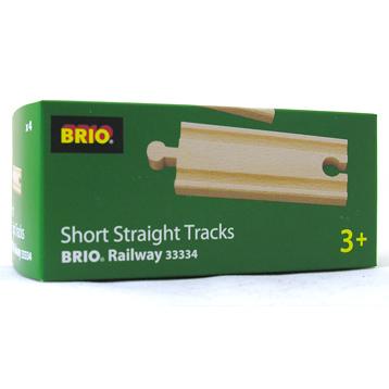 Short Straight Tracks