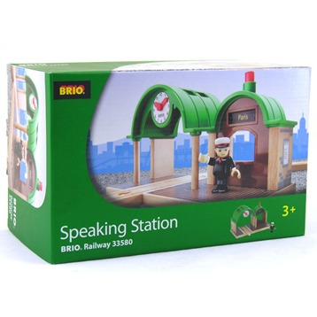 Speaking Station
