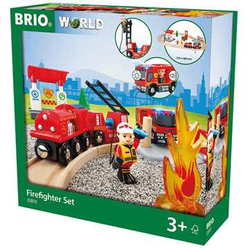 World Firefighter Set