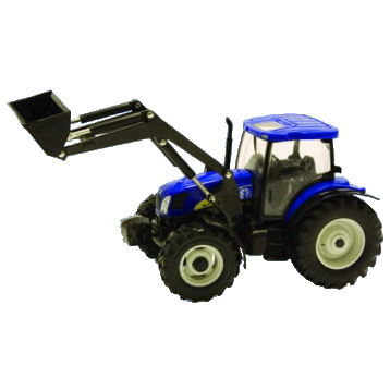New Holland T6020 Tractor & Loader 1:32